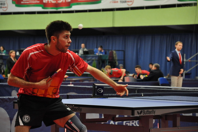 D Pisar Belarus Open 2015 Day 2
