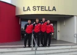 ETTU CUP 16-17 Fortune vs Stella Sport La Romagne